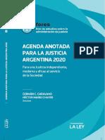 Justicia Argentina 2020
