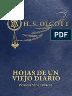 Olcott, Henry S. - Hojas de Un Viejo Diario