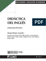Didáctica Del Inglés Susan House - Completo