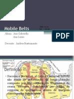 Mobile Belts