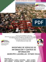 Inventario Centros de Informacion municipio Lagunillas Zulia