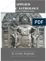 Appled Vedic Astrology E-book Text