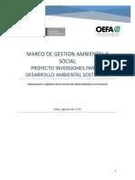 OEFA-2012 -2015