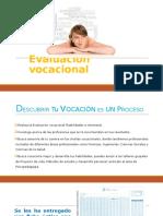 Evaluación vocacional