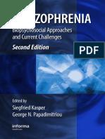 Schizophrenia Biopsihosocial