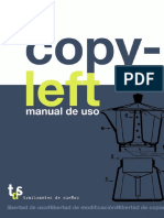 Manual Copyleft TdS