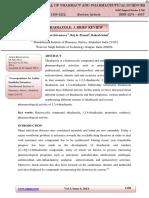 sinteza tiodiazolilor