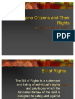 49511700 Filipino Citizens and Their Rights