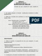 5.0 Ejemplos de Descripción de Suelos