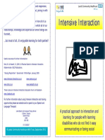 082 Intensive Interaction Leaflet