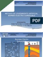 Bombeo Electro Sumergible....1