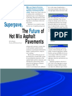 Superpave Future HMA Pavements