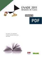 Enade 2011 Relatorio Eng Aerospacial