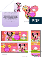 2. Kit Minnie rosa 2