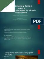 Equipo Minero