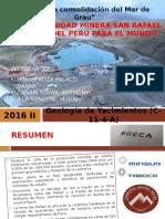 Unidad Minera San Rafael 1