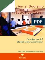 Introducción Al Budismo y a La Práctica Del Zen