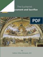 Sacrament and Sacrifice