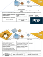 Guía de Actividades y Rúbrica de Evaluación - Fase 1 - Factores Psicológicos Relacionados Con El Orígen Del Problema