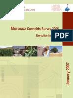 01625-Morocco survey 2005 ex sum