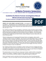 Guidelines for Marine Forensics Investigation Release Final 12512