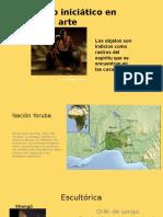Literatura y Pensamiento Africano