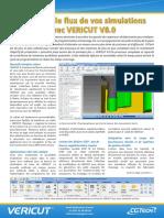Flyer Vericut 8.0 Fr
