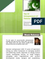 TOP 8 Entreprenuers of Pakistan