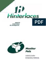 HINTERLACES - REPORTE EJECUTIVO - MONITOR PAÍS (Junio 2010)