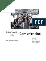 Manual Introducción a la Comunicación 2017