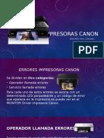 IMPRESORAS CANON.pptx