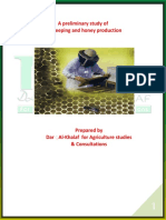 Preliminary Study for the Industry and the Production of Bee and Honey
