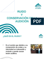 Ruido y Conservación de La Audición - Modificado