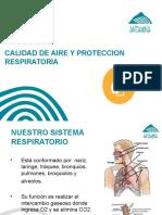 Calidad de Aire y Proteccion Respiratoria 2009