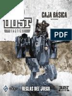 Dust Tactics Reglas en Español