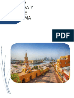 Cartagena Competitiva y Compatible Con El Clima