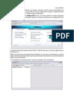 1. Uso de NetBeans