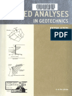 Applied Analysis in Geotechnics F Azizi