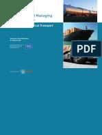 MeasuringAndManagingCO2EmissionOfEuropeanTransport McKinnon Report 24.01.2011