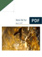 Newmont March 2017 Merian-Investor-Presentation_final