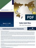 Oceana Gold Mac 2017 Presentation