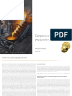Osisko Corporate Presentation 03052017 PDAC