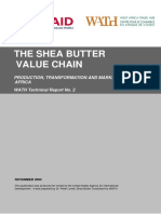 Wath Shea Butter Production Transformation and Marketing