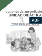Documentos Primaria Sesiones Comunicacion Primergrado Orientaciones Para La Planificacion Unidad01 1grado