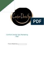Marketing Plan - Francis Madamba