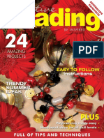 Creative Beading Volume 13 Issue 6 2016