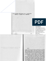 Clase inaugural del Curso de Psiquiatría, 1917 - Hermilio Valdizán