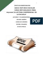 Proyecto Periodico Historico