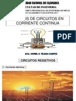 CC y Circuitos Resistivos - Vac 2017