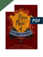 Gottschalk - 26 Original Piano Works.pdf